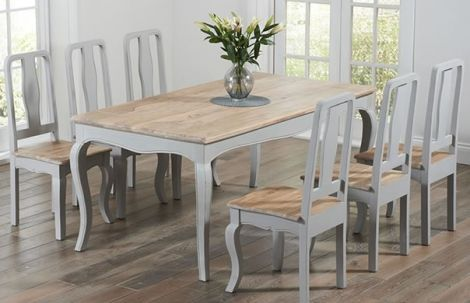 Sienna Grey Dining Chair (Pairs)