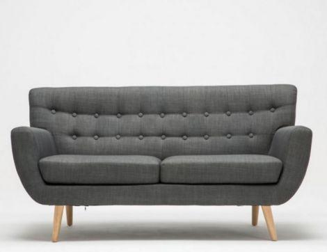 Loft 3 Seater Sofa - Grey